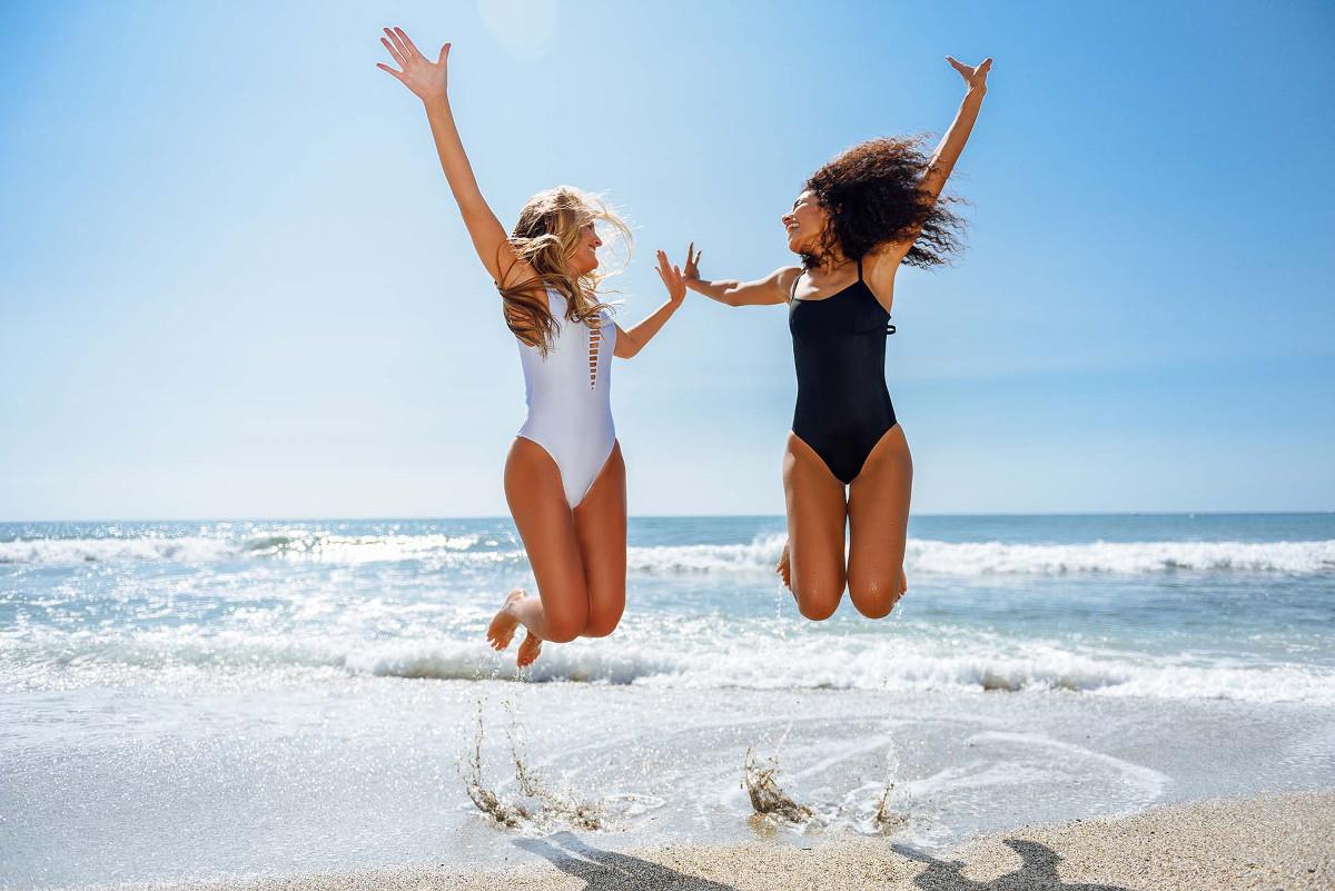 Viajes a la playa. Todos los martes, miércoles, sábados y domingos.